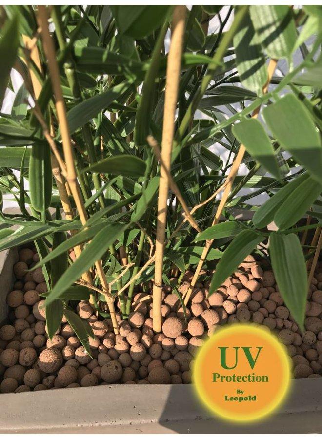 Hoge kunst Bamboe plant 120 cm UV