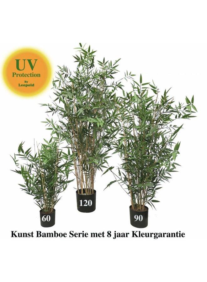 Kunststof Bamboe plant 90 cm UV