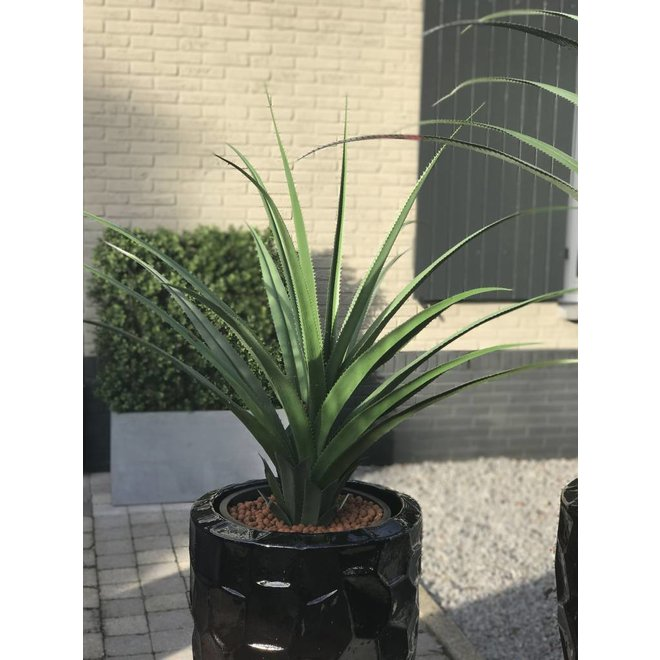 Outdoor artificial Pandanus plant 90cm UV