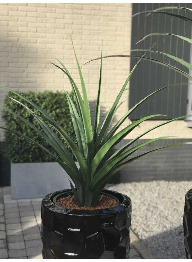 Kunststof Design Plant Pandanus Ananas 90 cm UV