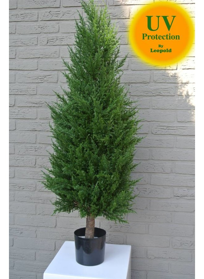 Artificial outdoor Conifer tree 100 cm UV protected