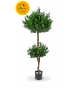 Artificial conifer ballx2 145 UV