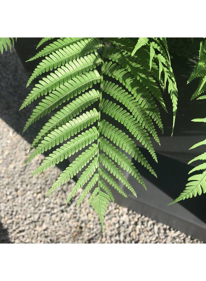 Artificial outdoor Fern bouquet 75 cm UV