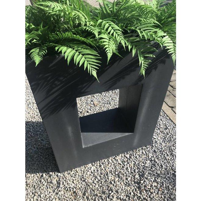 Outdoor artificial fern bouquet 60 cm UV