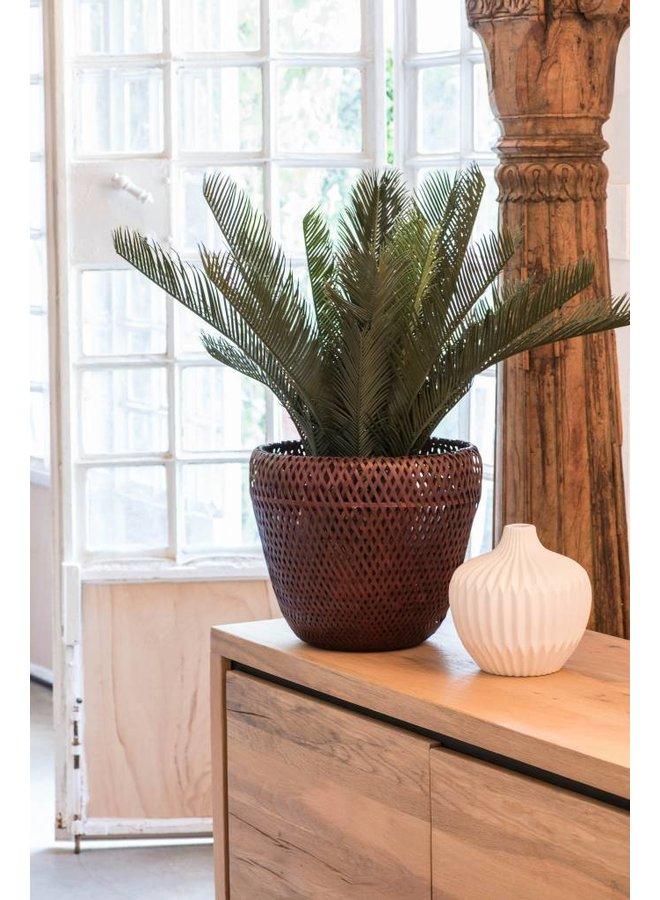 Kunst Palm Cycas 60 cm UV voor Balkon en Tuin