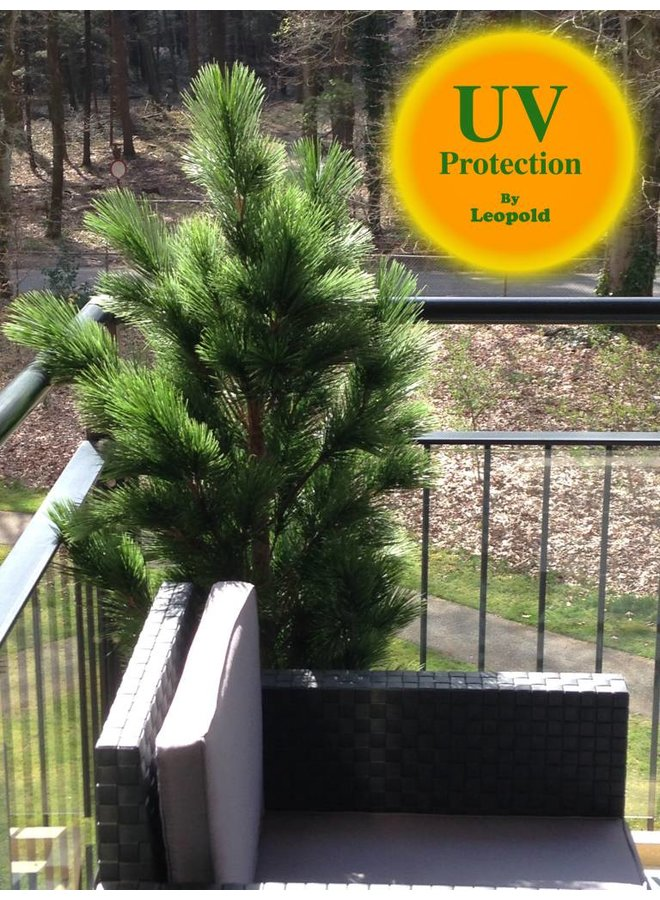 Artificial outdoor Pinus tree 125 cm with UV protection