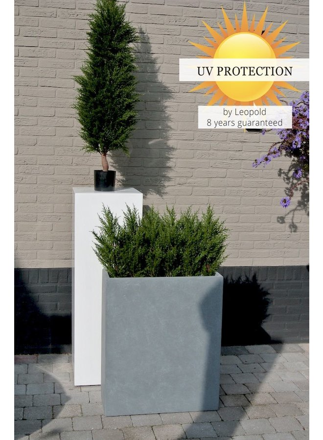 Outdoor artificial Conifer branch 45 cm with UV protection