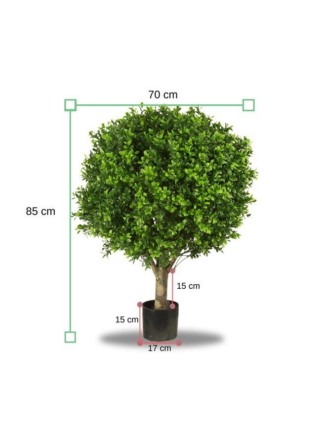Kunststof  Buxusbol 70 cm UV