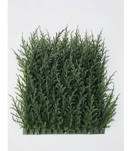 Artificial Cypress mat  x 77 UV