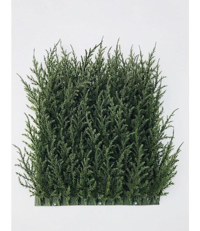 Artificial Cypress mat x 77 UV