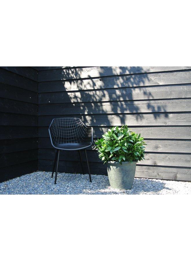 Artificial laurel ball 55 cm UV for outdoor