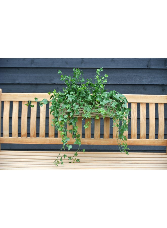 Artificial Ivy hanging plant 65 cm UV protected for outside