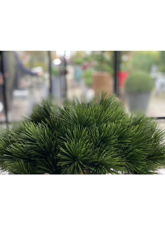 Klein kunstboompje  Pinus Bonsai 55 cm voor buiten