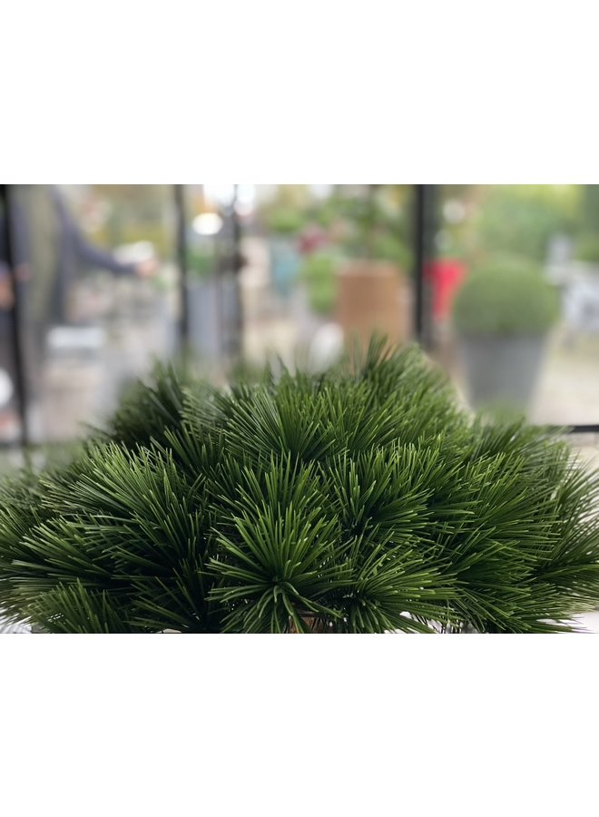 Small artificial Pinus Bonsai tree 55 cm UV for outdoor