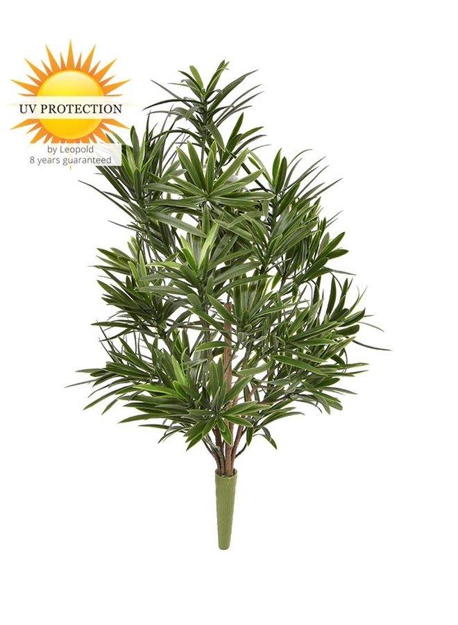Outdoor artificial Podocarpus bouquet 50 cm UV