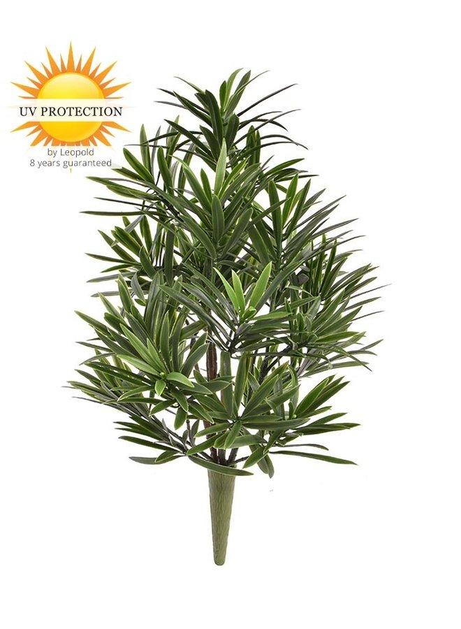 Artifical Podocarpus bouquet 40 cm UV