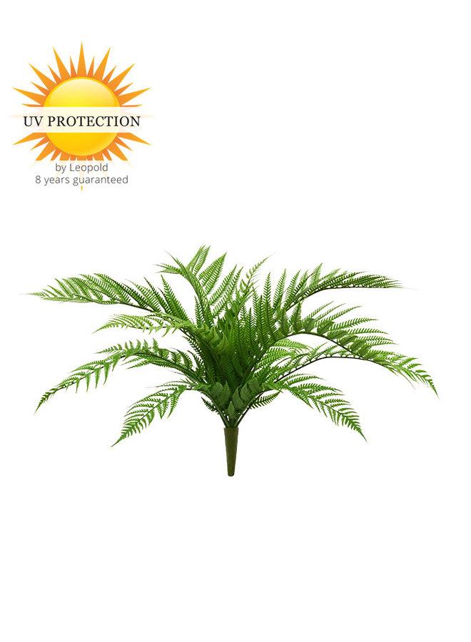Artificial Fern bouquet 60 cm UV