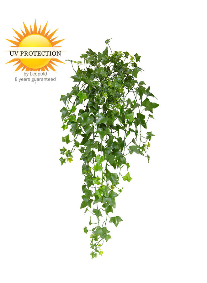 Artificial outdoor Ivy hanging plant 80 cm UV protected