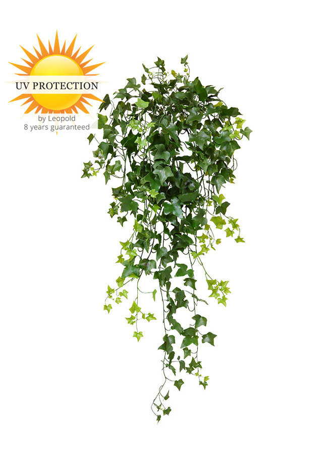 Artificial outdoor Ivy hanging plant 100 cm UV protected