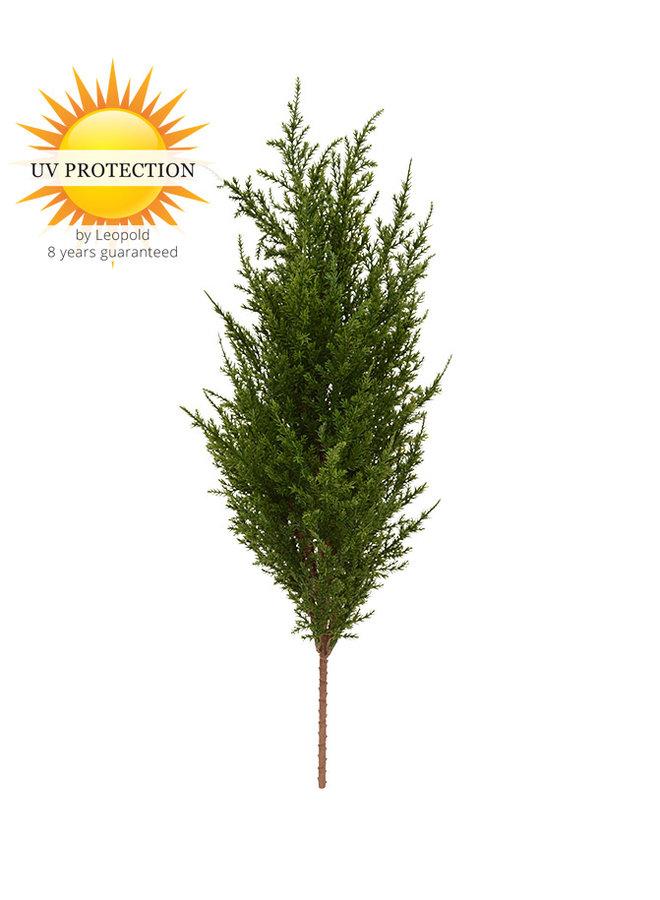 Artificial Conifer branch 45 cm UV