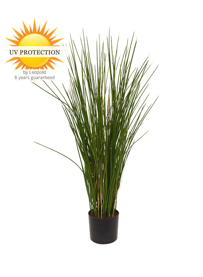 Kunst Siergras plant 80 cm UV in pot