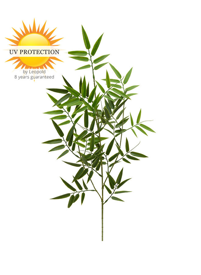 Artificial outdoor Bamboo branch 65 cm UV protected