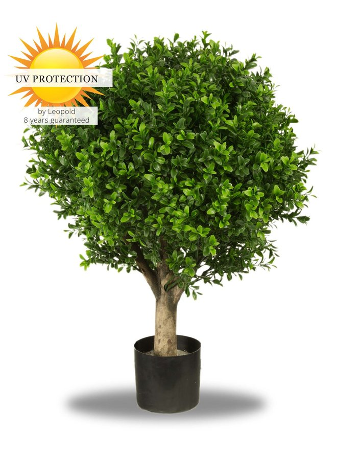 Outdoor Artificial Boxwood Ball 40 cm UV protected