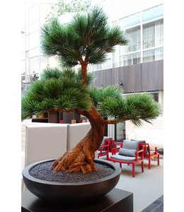 Outdoor artificial  Bonsai Pinus tree 80 cm UV
