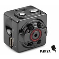 Parya - mini camera - aluminium