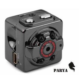 Parya Official  Parya - mini camera - aluminium