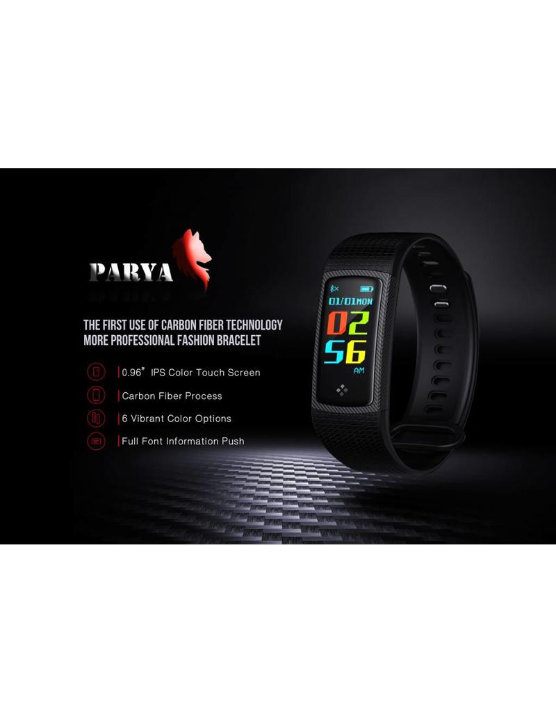 Parya Activity Tracker 2.0