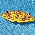 Inflatable Pizza Point - XXL - For swimming pool or beach