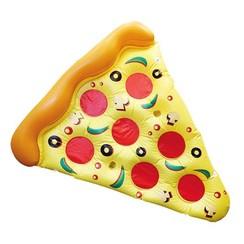 Opblaasbare Pizzapunt - XXL - Voor zwembad of strand