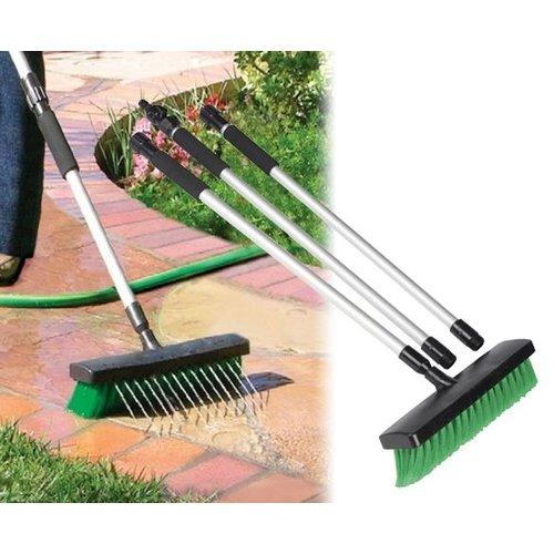 Water broom - Washing brush - 2 meters
