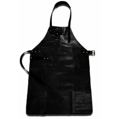 Parya Official - Leather BBQ Apron