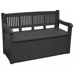 2-in-1 Garden bench - With storage box