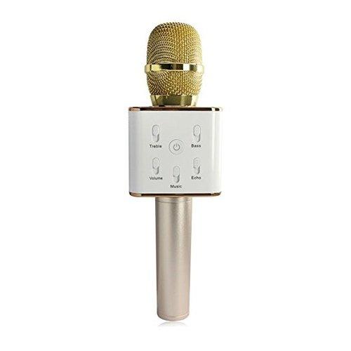 Parya Official - Karaoke Microfoon - Goud