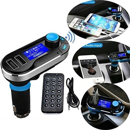 Parya Official - Draadloze Bluetooth Carkit