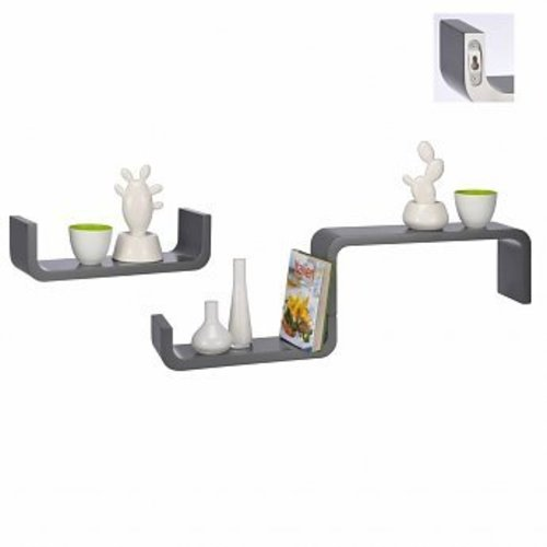 Design Muurplanken 3-delige set