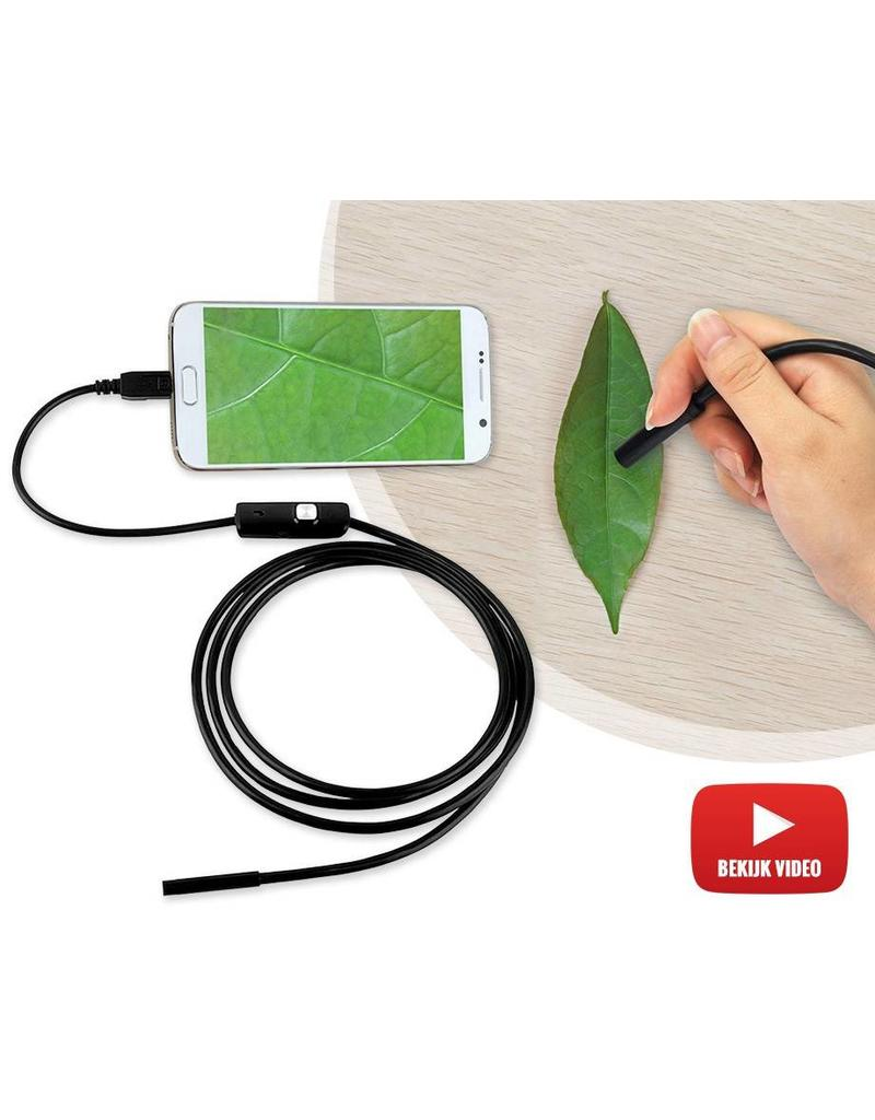 Endoscope for Android