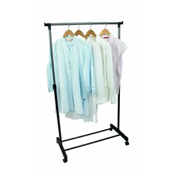 Mobile Adjustable Clothes Rack