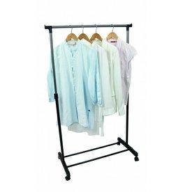 Mobile Adjustable Clothes Rack