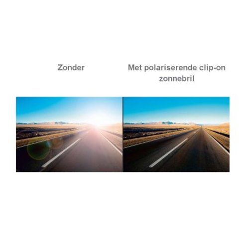 Parya Zonnebril Clip