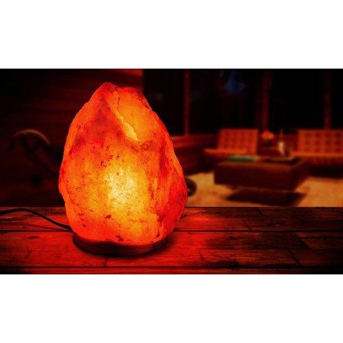Himalaya zout lamp