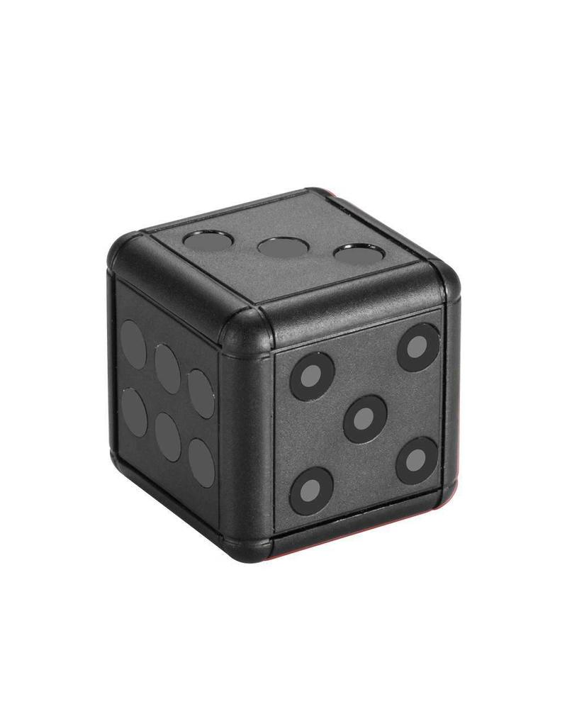 Mini camera dice