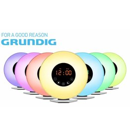 Grundig Wake-up light - color changing