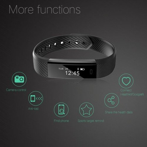 Parya activity tracker smart band
