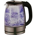 Glass Kettle 1.7L with LED lighting