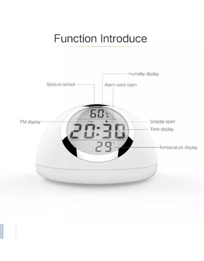 Parya Parya Sensor wake up light