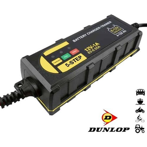 Dunlop Dunlop Car battery charger